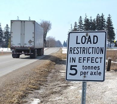 truck road restrictions apr 3_Super_Newsflash