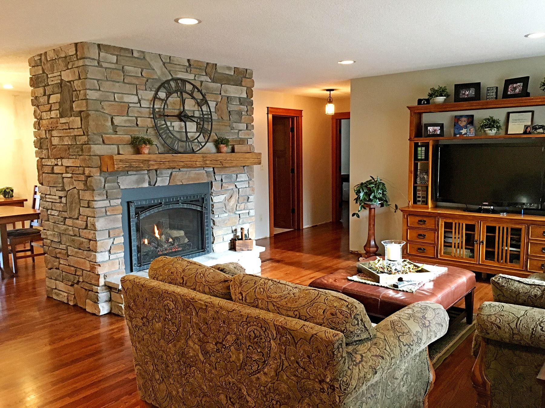 A Coon Rapids home that was remodeled using the Home for Generations II program.